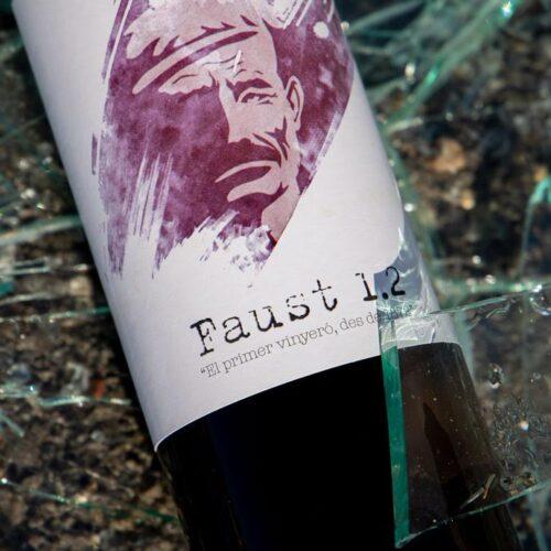 Faust 1.2 2012. Celler Finca Parera. Vinos Utópicos