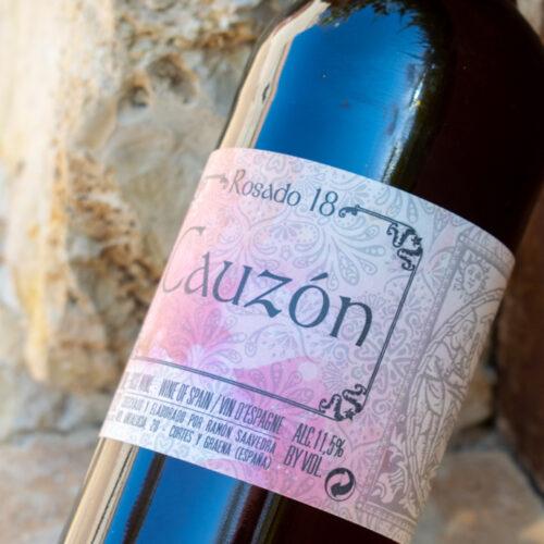 Cauzon Rosado 2018. Vinos Utópicos