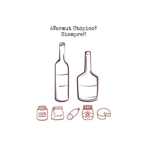 vermut. pack club 2 botellas