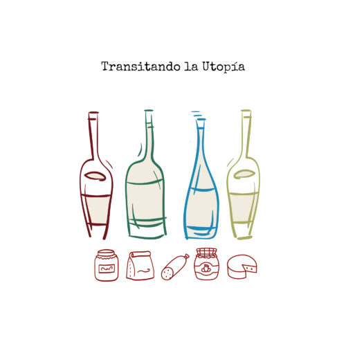 transitando la utopia. pack club 4 botellas