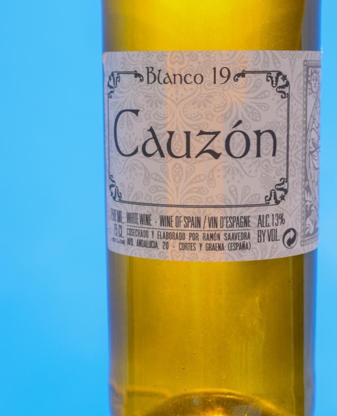 Cauzón Blanco 2019