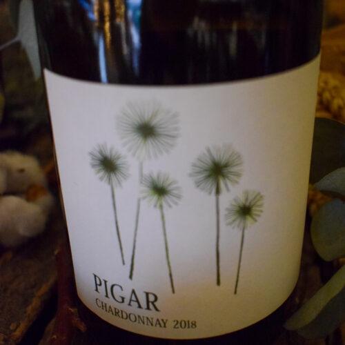 Chardonnay Pigar 2018. Vinos Utópicos