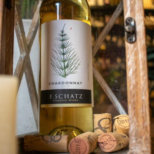 F. Schatz Chardonnay 2016. Vinos Utópicos