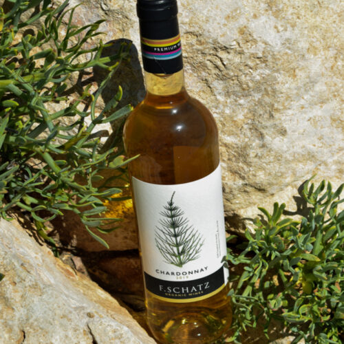 F. Schatz Chardonnay 2019. Vinos Utópicos