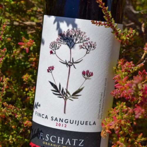 F. Schatz Finca Sanguijuela 2012. Vinos Utópicos