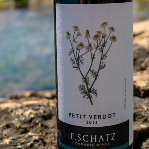 F. Schatz Petit Verdot 2013. Vinos utópicos