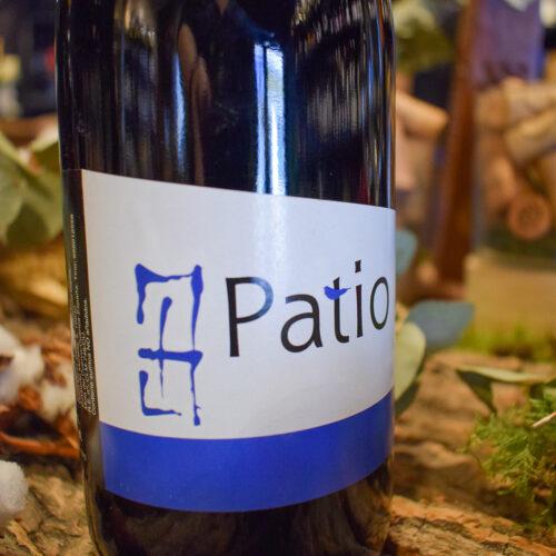 Patio 2013. Tinto. Vinos Utópicos