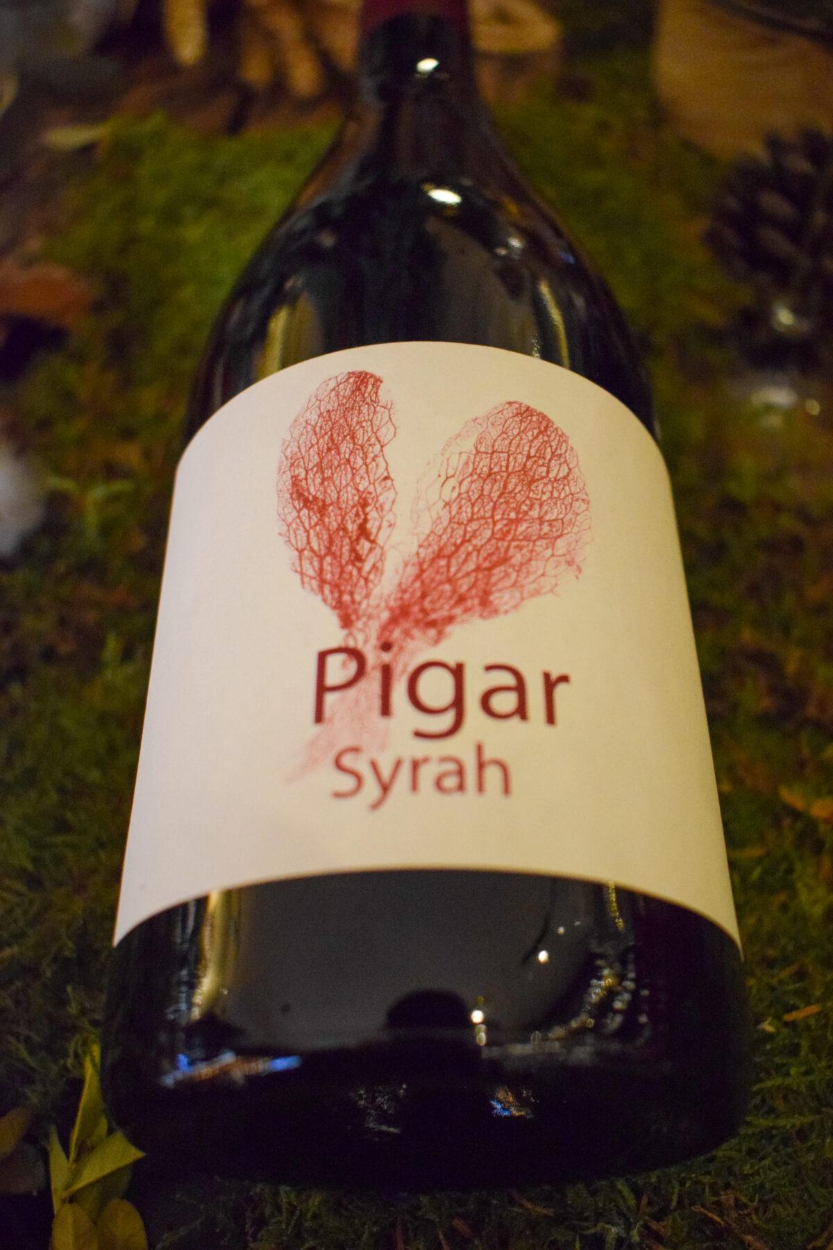 Syrah Pigar 2017
