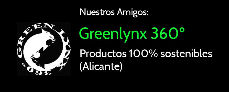 pie green lynx 360. Vinos Utópicos