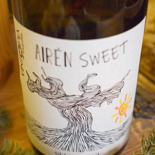 Vintopia Airen Sweet 2019. Vinos Utópicos