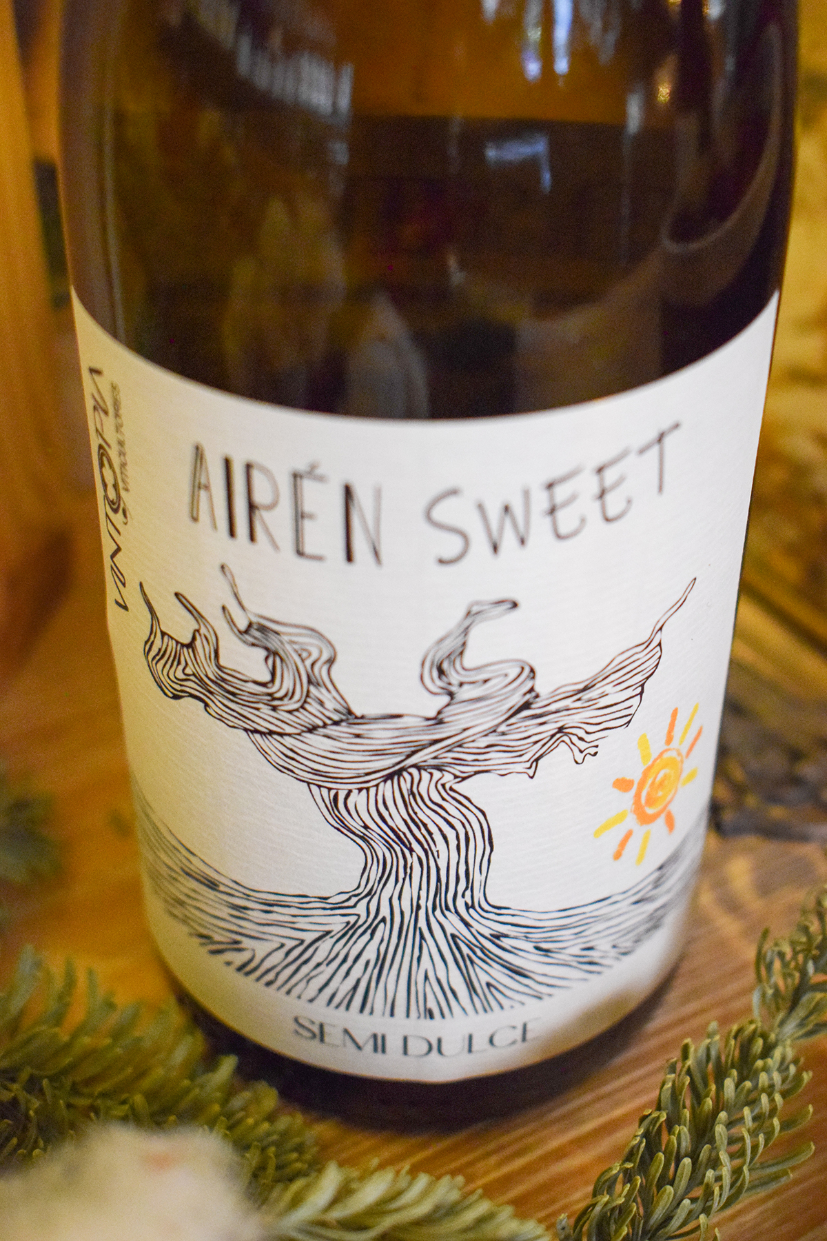 Vintopia Airén Sweet 2019