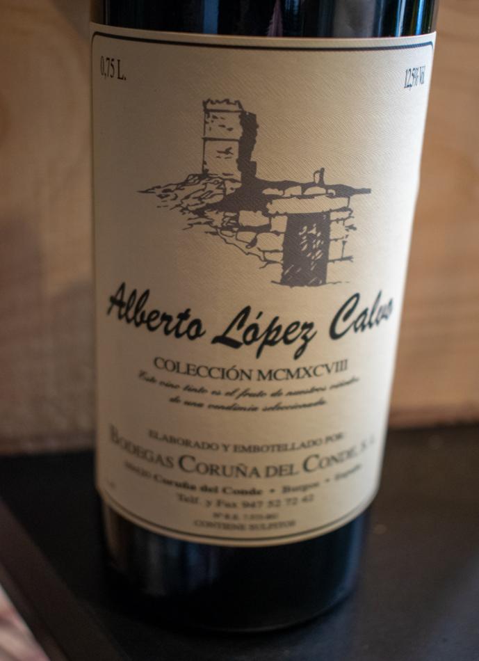 Alberto López Calvo 1998 Colección