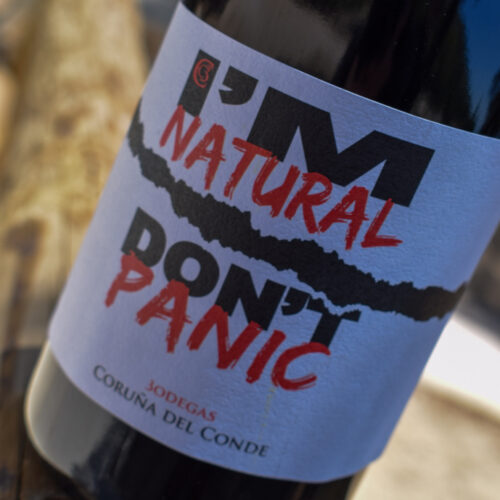 I'm Natural Don't Panic 2018. Coruña del Conde