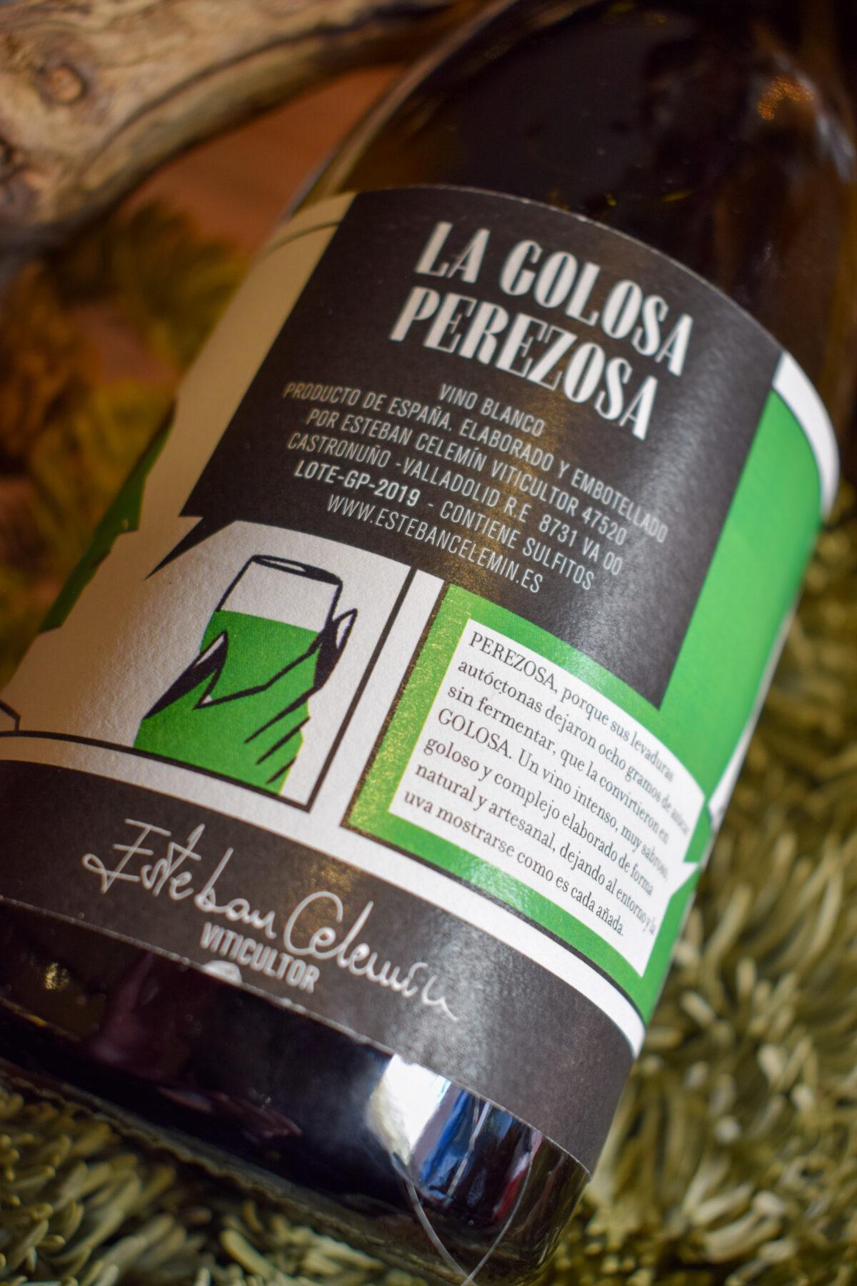 La Golosa Perezosa 2019 OFF DRY
